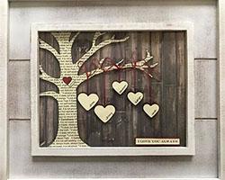Lyrical Trees Hearts